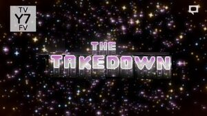 The Takedown Titlecard
