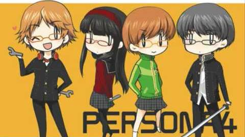 Persona 4 OST - Your Affection