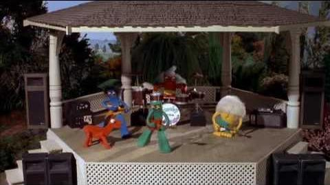 Gumby The Movie Director's Cut (1995) 2 8