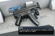 MP5K Screen