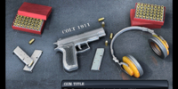 Modern Colt 1911