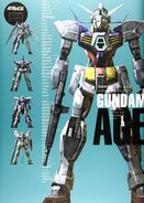 Gundam AGE MechanicsWorld