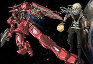 Gundam 00F Cover
