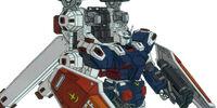 FA-78 Full Armor Gundam (Thunderbolt Ver.)
