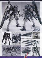 Gundam 00F GN-XII Cannon1