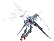 Gundam Templates - Wing Zero Custom 02