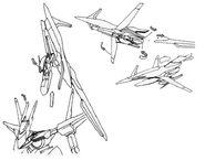 GNW-20000 - Arche Gundam - Core Fighter Release Function