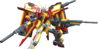 Extreme Gundam Type Leos Eclipse Phase