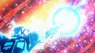 G-Self grabing beam saber