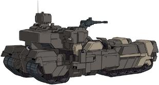Rear (Tank)