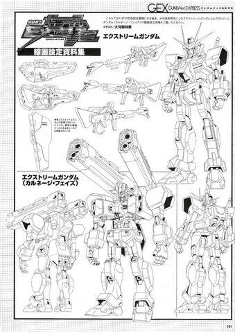 File:Extreme Gundam Lineart.jpg