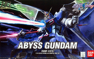 HG Abyss Gundam Cover