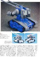 MG RX-75 Guntank Conversion Kit 3