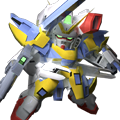 Unit ss victory 2 assault-buster gundam