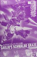 1-100 Gaelio's Schwalbe Graze