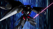 Dark Hound Double Blade Saber