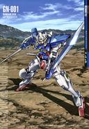 Gundam Exia Gundam Perfect File