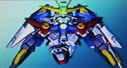SD Wing Gundam Zero