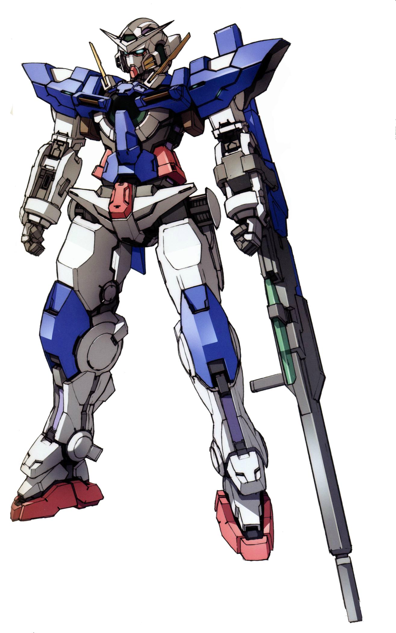 Gunplanerd: [Kit Insight] Daban MG 1/100 Gundam Avalanche ...  |Gundam Exia
