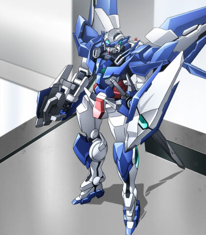 File:Gundam Amazing Exia with Trans-Am Booster.jpg