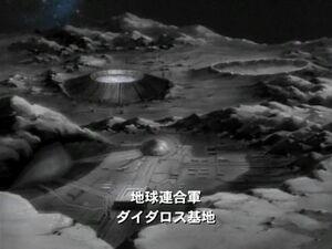 Daedalus lunar base
