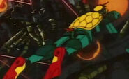 Turtle Gundam - Cameo