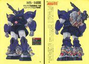 MSV-R Gelgoog A Baoa Qu Battle Type (Emme Diplom Custom)