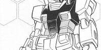 Half Gundam