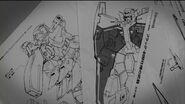 Gundam Dynames MkII design