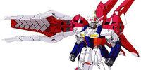 OZX-GU01LOB Gundam L.O. Booster