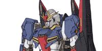 MSZ-006 Zeta Gundam (Wave Shooter Equipment Type)