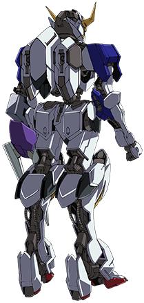 3rd Form (Rear)