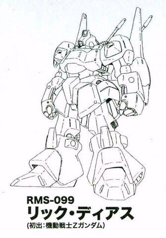 File:RMS-099 Rick Dias Lineart.jpg