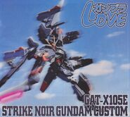 Strike Noir Gundam Custom