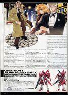 Gundam 00V Senki Advanced GN-X DG3
