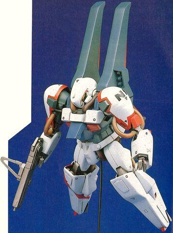 File:Model Kit - RS-NF-81 SES III Slave Sword Nemo Sword Custom Proto 3 - Front View.jpg