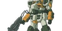 RGM-79FD Armored GM