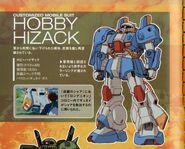 Hobby Hizack - SpecTechDetailDesign