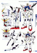F91 Gundam Formula 91 - Specifications and Design
