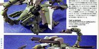 TMF/A-802W2 Kerberos BuCUE Hound GPB-D Color