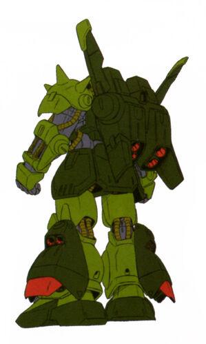 Rear (Titans Colors)