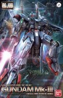 RE Gundam Mk-III box art