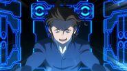 Yuuki Tatsuya Hair up