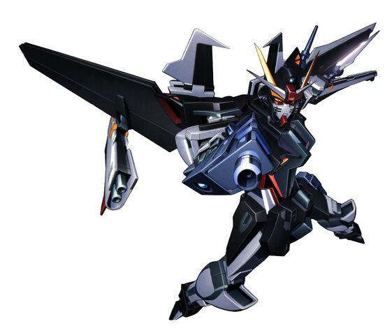File:Mobile Suit Gundam SEED Stargazer - GAT-X105E+AQME-X09S Strike Noir 1.jpg