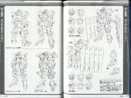 GN-010 - Gundam Zabanya - Technical Detail & Design