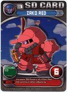 SD-106 EV Zako Red