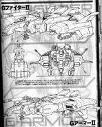 G-Fighter II G-Armor II