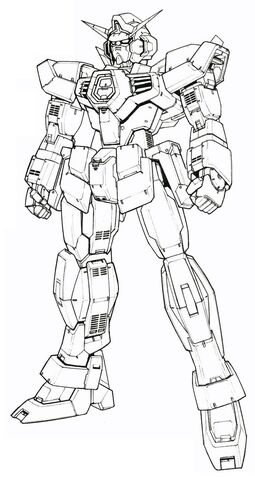 File:Gundam AGE1 Normal - Front View MG Lineart.jpg