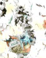 TBG-011B Try Burning Gundam Destroyed (Winner)