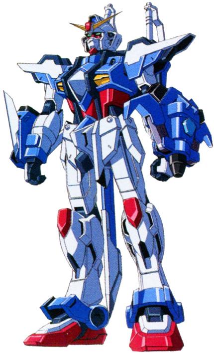 Caliburn Raigo Gundam